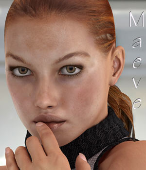 Maeve for V4.2 3D Figure Essentials Phoenix1966