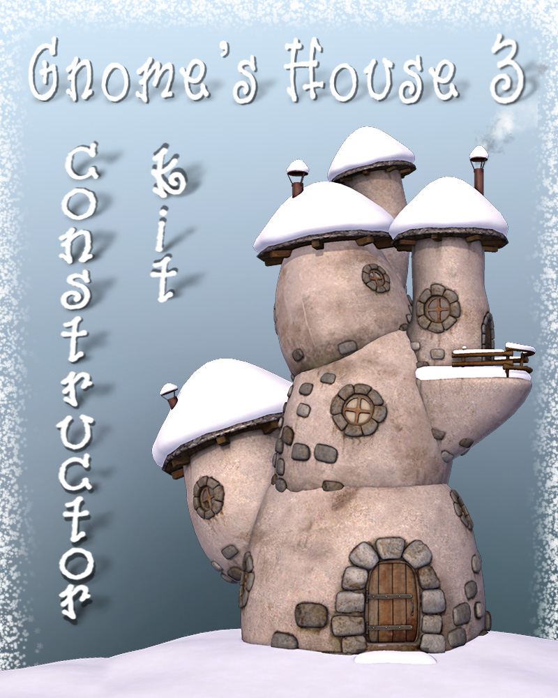 Gnome's house 3