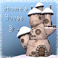 Gnome's house 3 Themed Props/Scenes/Architecture smay