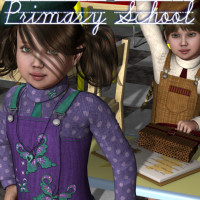Primary School Clothing JudibugDesigns