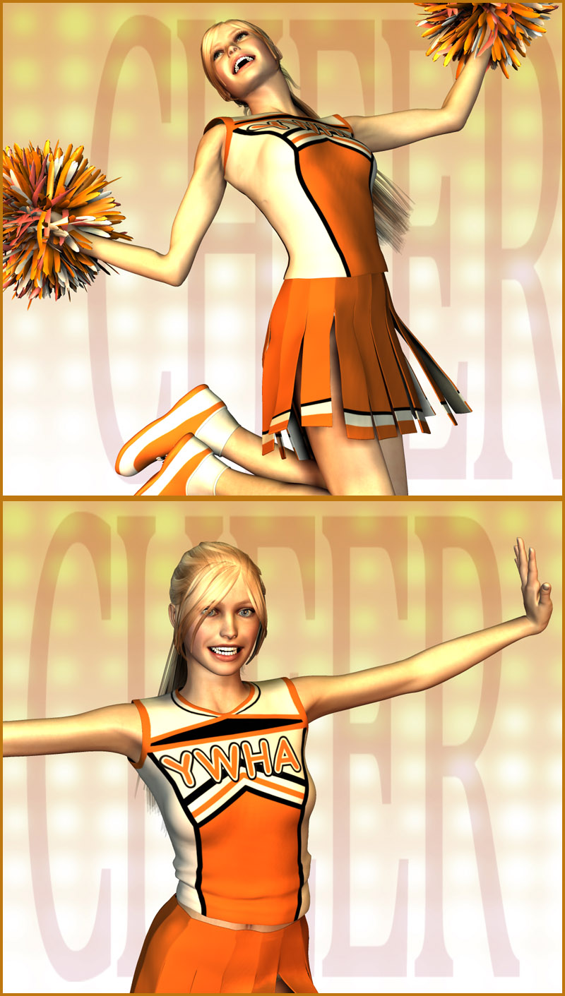 Oskarssons Cheerleader