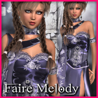 Faire Melody Clothing Themed Propschick