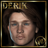 WD_Derik 3D Figure Essentials WildDesigns