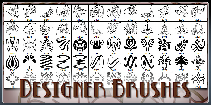 Designer Brushes