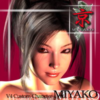 V4 Custom Charater Miyako Characters Poses/Expressions billy-t