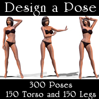 AW Design a Pose 3D Models 3D Figure Essentials awycoff
