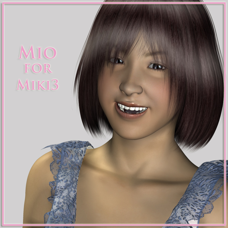 Mio for Miki3 by kobamax