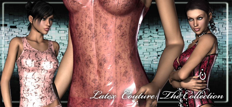 Latex Couture- The Collection