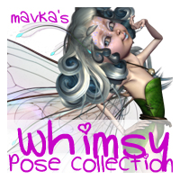Mavka's Whimsy Pose Collection Themed Poses/Expressions ironman13