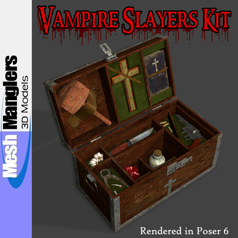 Vampire Slayers Kit