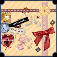 Haberdashery - True Love 3D Models 2D Graphics Valerian70