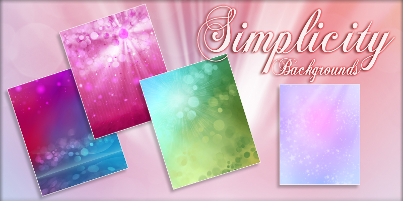 Simplicity Backgrounds