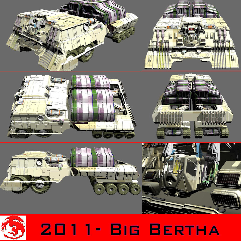 2011 BIG BERTHA