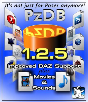 PzDB 1.2  Software Rocketship3D