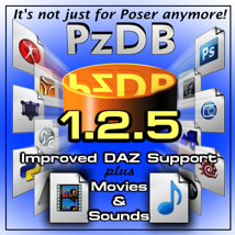 PzDB 1.2 Single Version License Software Rocketship3D