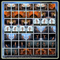 Mythic Collection: Poses and Backdrops image 4