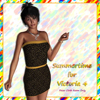 V4 Summertime - Dress and 10 Styles  karanta