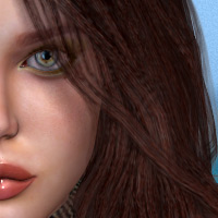 Soft November 3D Figure Essentials Virtual_World