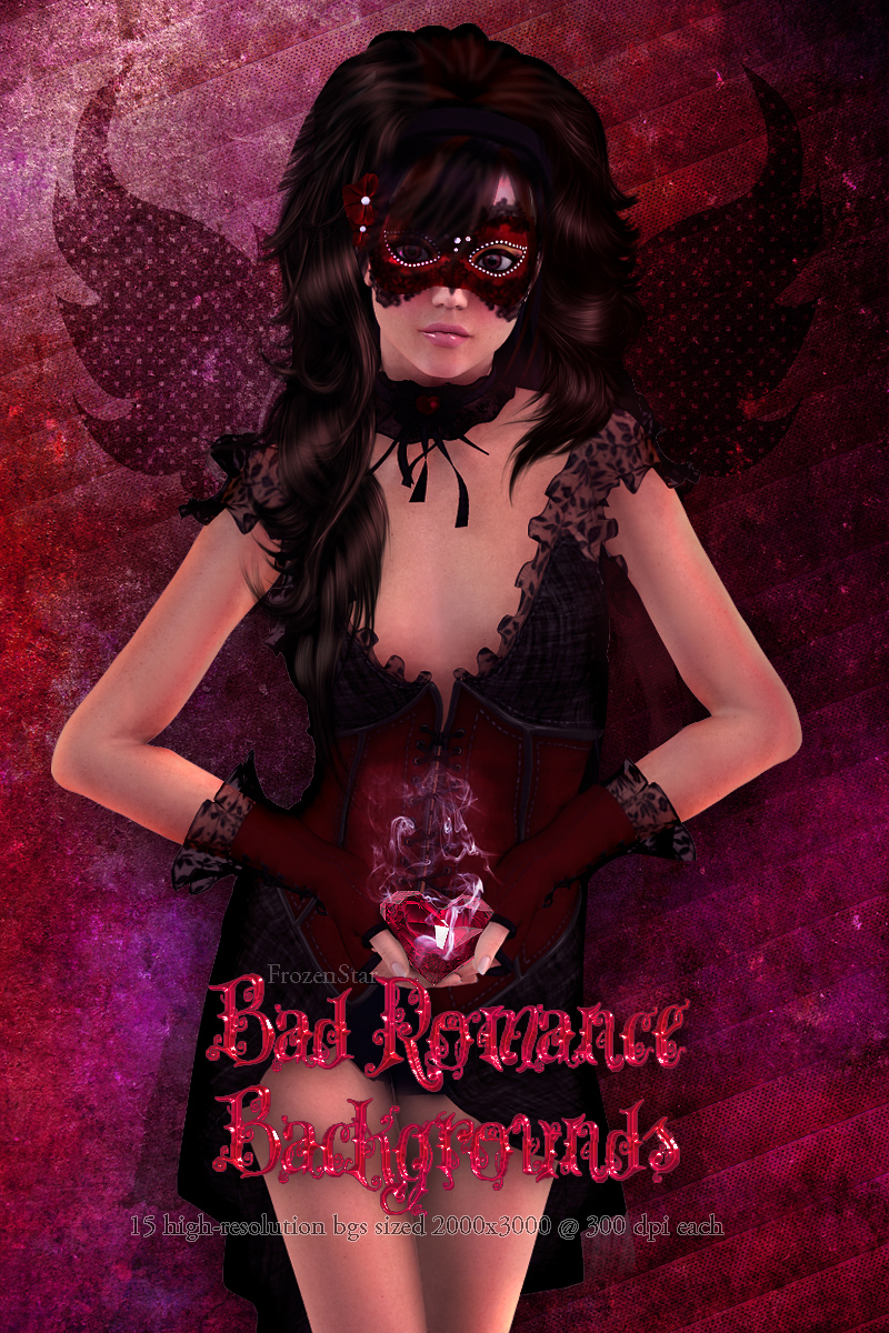 FS Bad Romance Backgrounds