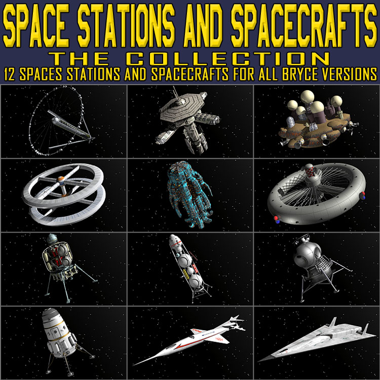 Space Stations and Spacecraft