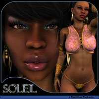 Soleil 3D Figure Essentials 3D Models reciecup