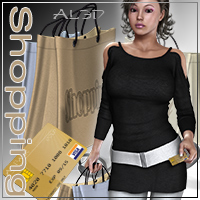 Al3d's Shopping 3D Figure Essentials _Al3d_