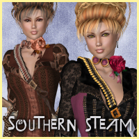 Southern Steam Clothing Themed Propschick