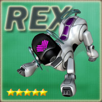 Sci-fi Puppy Rex 3D Models darkvisionary