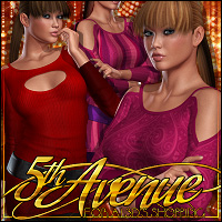5th Avenue for Al3d's Shopping Clothing Themed ShanasSoulmate