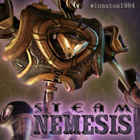 IN Steam Nemesis 3D Models winnston1984
