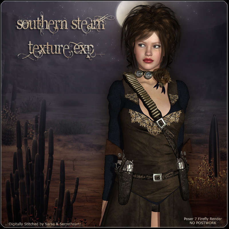 Southern Steam Texture Exp