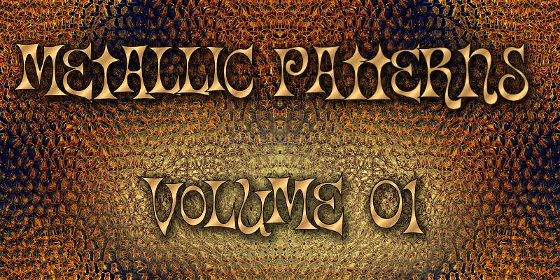 FF Metallic Patterns Vol 01