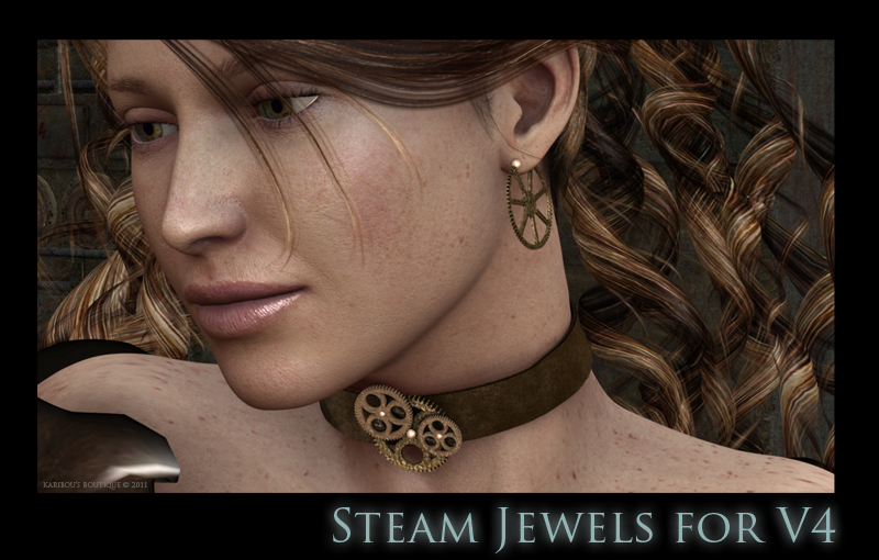 Steam Jewels for V4