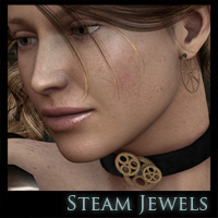 Steam Jewels for V4 Themed Props/Scenes/Architecture karibousboutique
