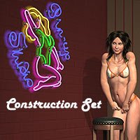 Pin-up Studio Construction Set 3D Models coflek-gnorg