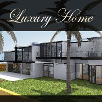 Luxury Home Props/Scenes/Architecture Software TruForm