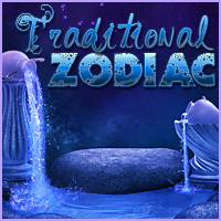Traditional Zodiac Backgrounds & Lights 2D Graphics Sveva