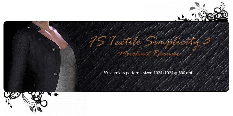 FS Textile Simplicity 3 Merchant Resource