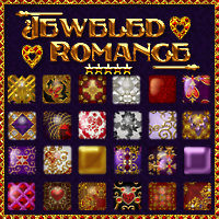 Jeweled Romance-Layer Styles with Free Gift 2D 3D Models fractalartist01