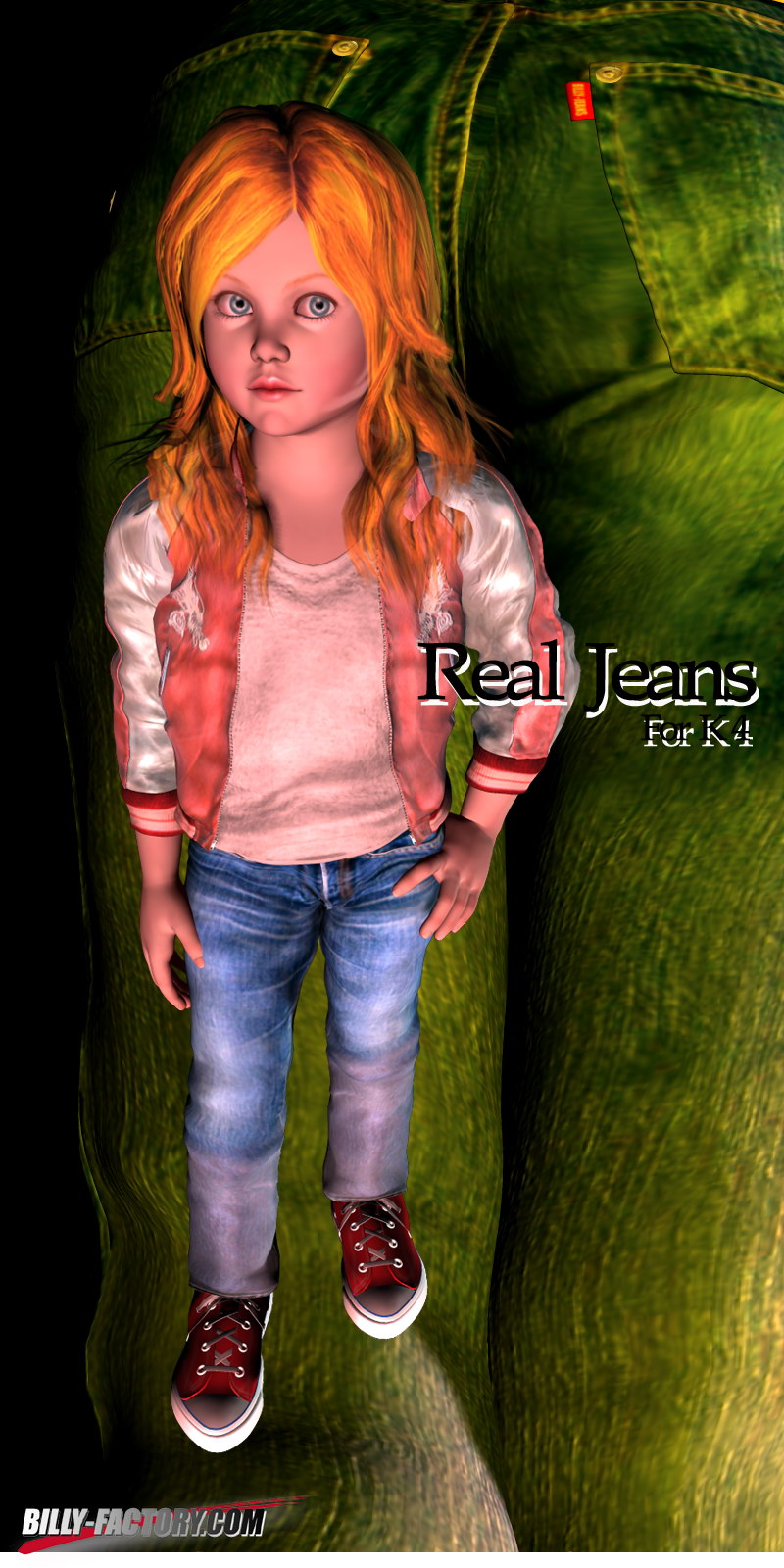 K4 Real Jeans