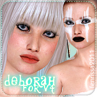 Deborah for V4 Characters Clothing _Fenrissa_