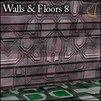 Walls & Floors 8  Deskar