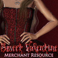 FS Sweet Valentine Resource 2D And/Or Merchant Resources Themed FrozenStar