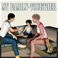 My family-together  venincomix