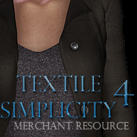 FS Textile Simplicity 4 Merchant Resource 2D And/Or Merchant Resources Themed FrozenStar