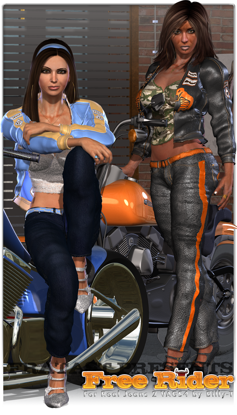Free Rider for Real Jeans 2 for VAGS4 by Billy-T