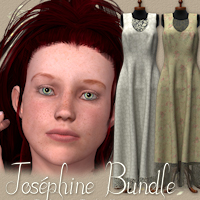 Joséphine bundle Software Characters Themed Clothing Tipol