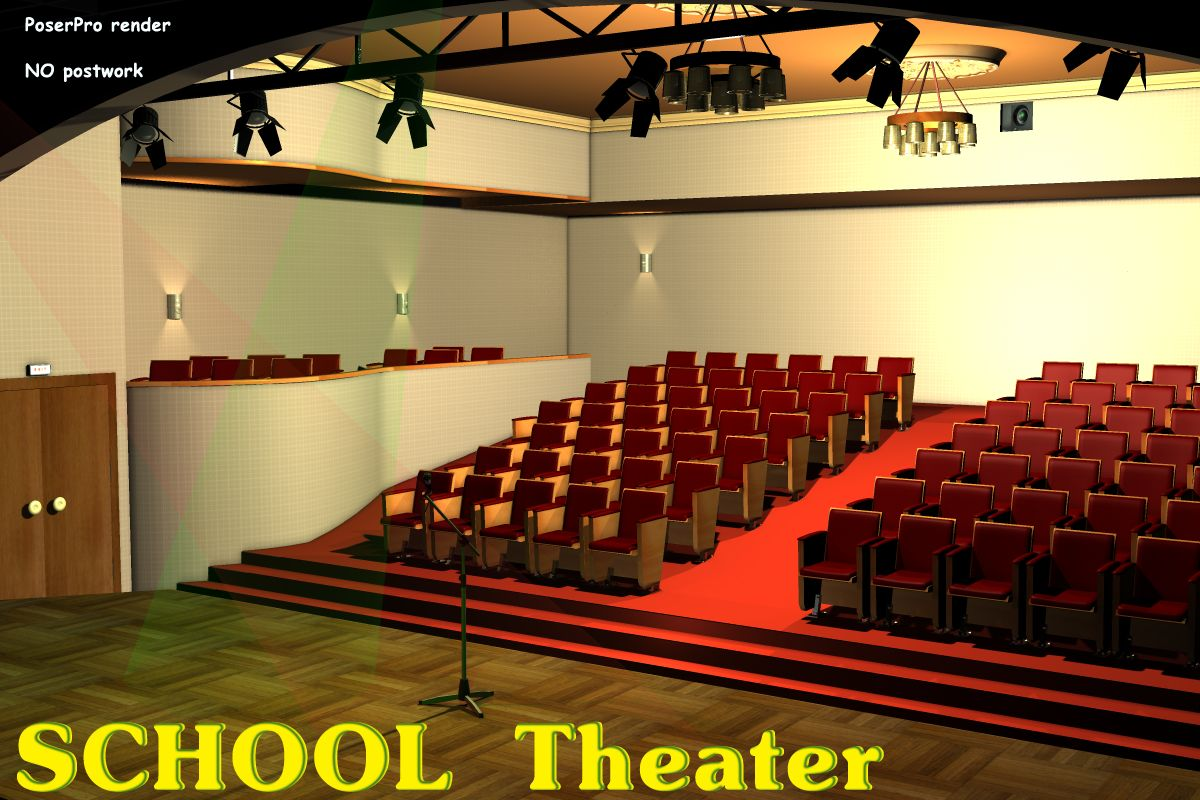 SCHOOL Theater