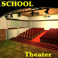 SCHOOL Theater Props/Scenes/Architecture Poses/Expressions greenpots