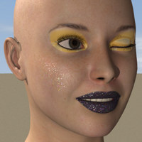 Materials for Human Characters - The Poser Compendium Part 5 image 3